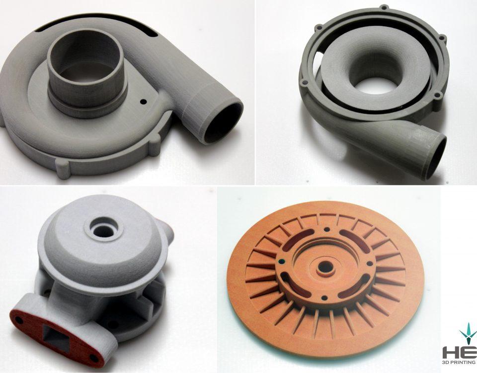 Prototypownie 3D, druk CJP